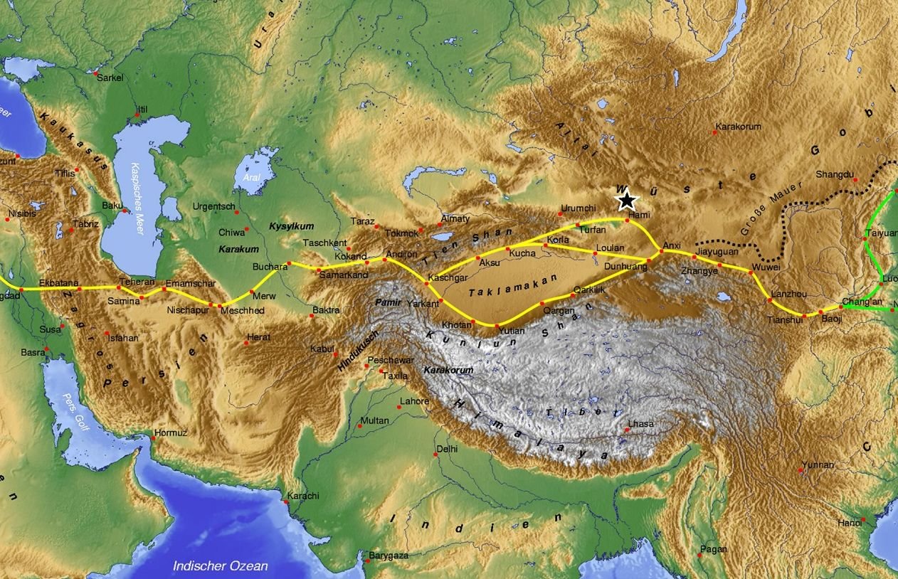 indus valley vs shang dynasty