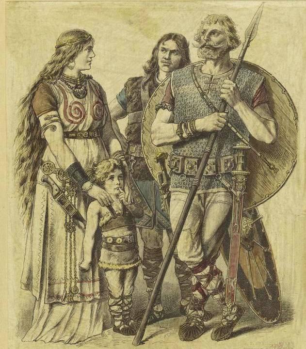 Вандалы :: IV век